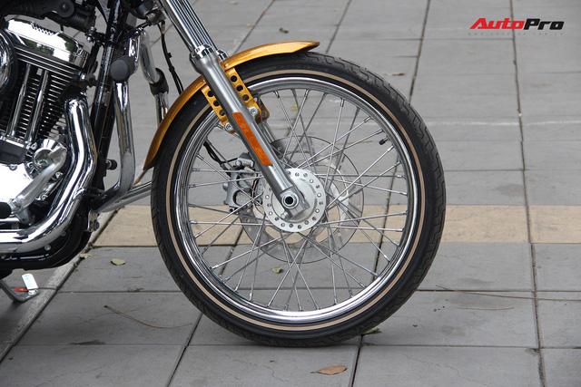 Harley-Davidson Seventy Two lăn bánh 1.288km bán lại giá hơn 400 triệu đồng - Ảnh 15.