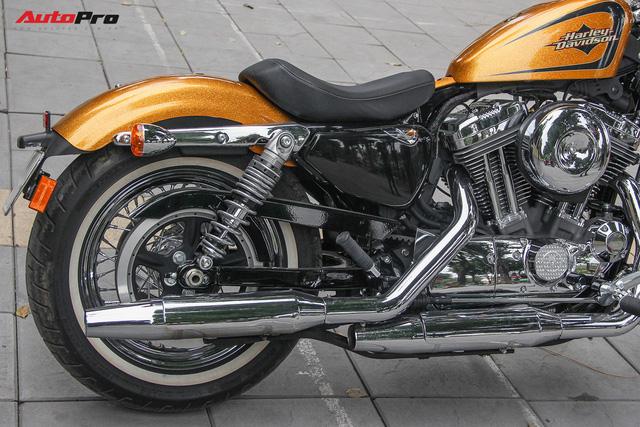 Harley-Davidson Seventy Two lăn bánh 1.288km bán lại giá hơn 400 triệu đồng - Ảnh 7.