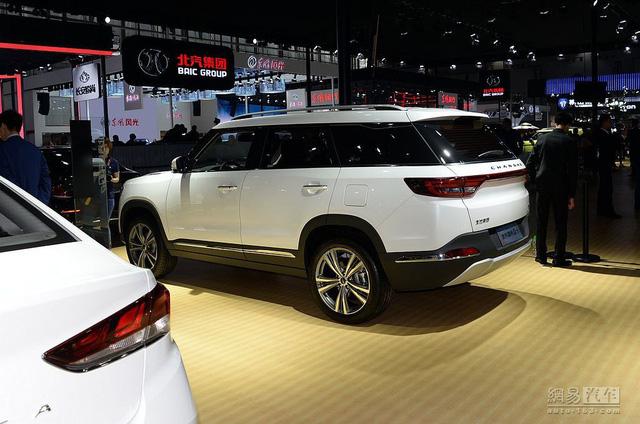Thêm một mẫu xe Trung Quốc na ná Range Rover có thể về Việt Nam trong năm nay - Ảnh 1.