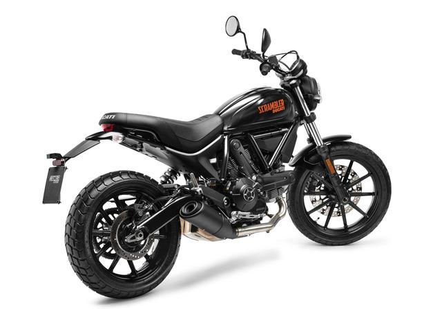 Ducati Scrambler Hashtag 2018 - mẫu mô tô chỉ có thể mua online - 2
