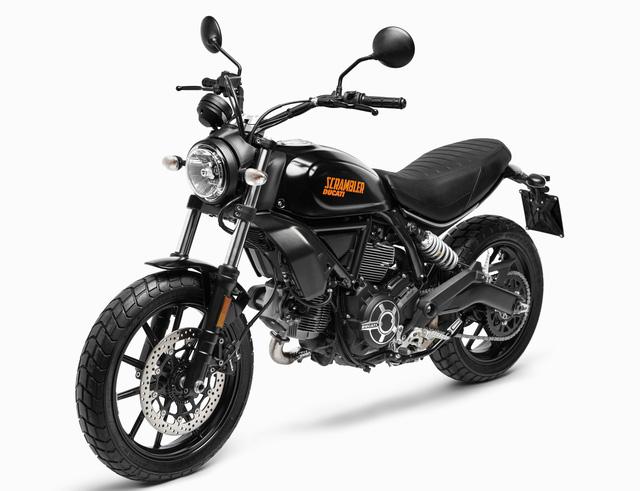 Ducati Scrambler Hashtag 2018 - mẫu mô tô chỉ có thể mua online - 1