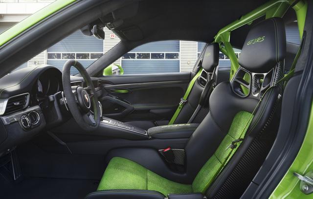 Porsche 911 GT3 RS facelift chính thức lộ diện - Ảnh 5.