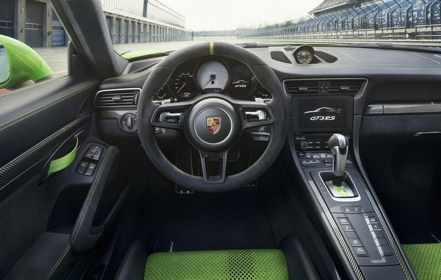 Porsche 911 GT3 RS facelift chính thức lộ diện - Ảnh 4.
