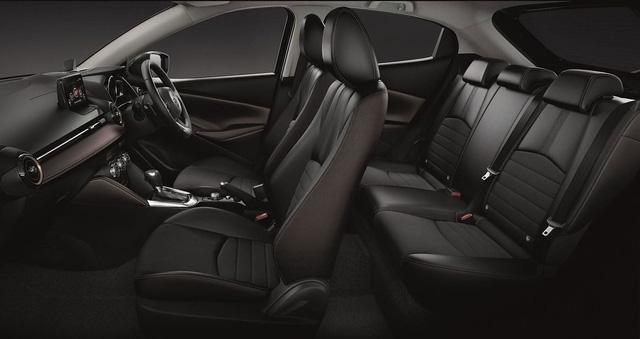 Mazda2 2018 chính thức ra mắt với giá bán không đổi - Ảnh 6.