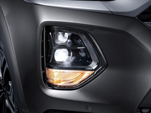 Trọn bộ ảnh chi tiết Hyundai Santa Fe thế hệ mới và sự khác biệt giữa các phiên bản - Ảnh 6.