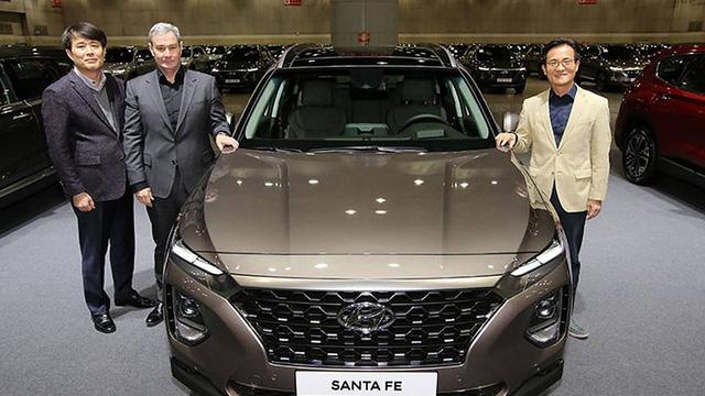 Hyundai Santa Fe 2019 chính thức ra mắt với lượng bán kỷ lục - Ảnh 2.