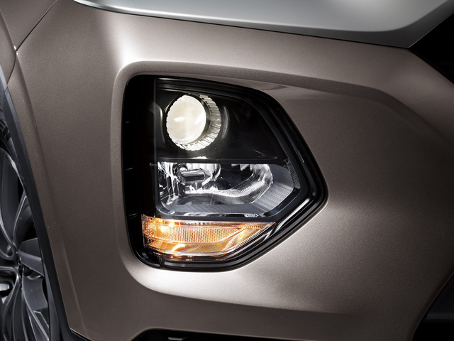 Trọn bộ ảnh chi tiết Hyundai Santa Fe thế hệ mới và sự khác biệt giữa các phiên bản - Ảnh 7.