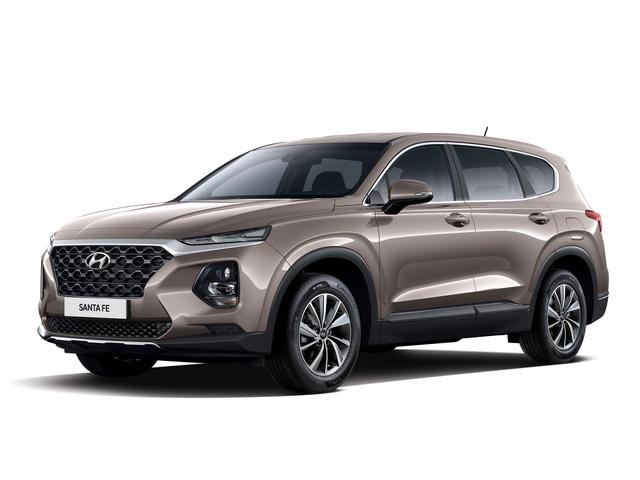 Trọn bộ ảnh chi tiết Hyundai Santa Fe thế hệ mới và sự khác biệt giữa các phiên bản - Ảnh 3.