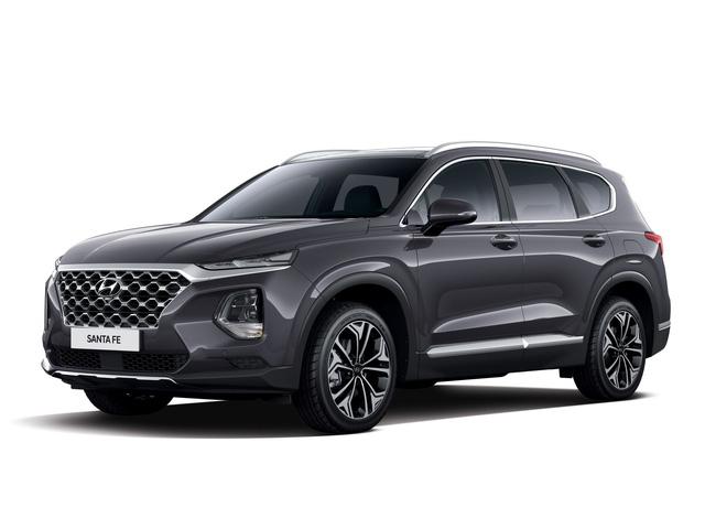 Trọn bộ ảnh chi tiết Hyundai Santa Fe thế hệ mới và sự khác biệt giữa các phiên bản - Ảnh 4.