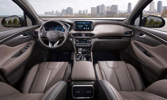 Trọn bộ ảnh chi tiết Hyundai Santa Fe thế hệ mới và sự khác biệt giữa các phiên bản - Ảnh 9.
