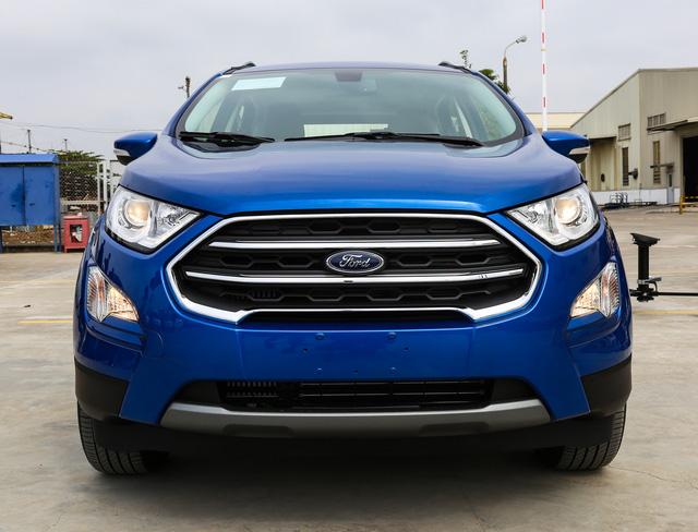 Đây là cách phân biệt 5 bản Ford EcoSport 2018 sắp bán tại Việt Nam - Ảnh 3.