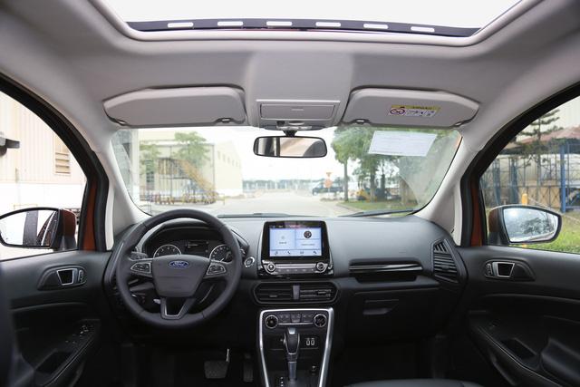 Đây là cách phân biệt 5 bản Ford EcoSport 2018 sắp bán tại Việt Nam - Ảnh 4.