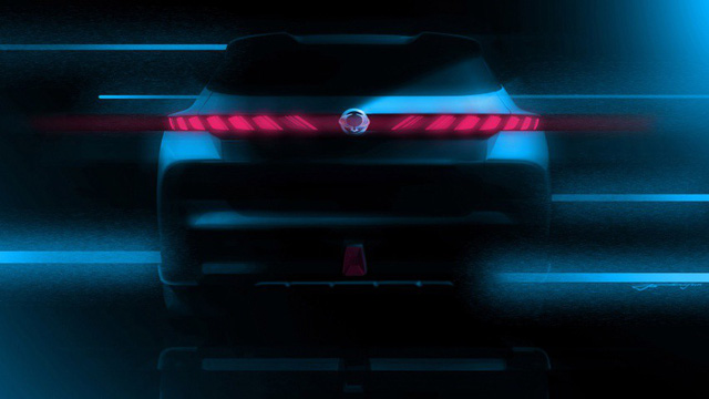 SsangYong hé lộ SUV điện cạnh tranh Honda CR-V - Ảnh 1.