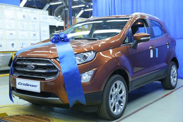 Đây là cách phân biệt 5 bản Ford EcoSport 2018 sắp bán tại Việt Nam - Ảnh 1.