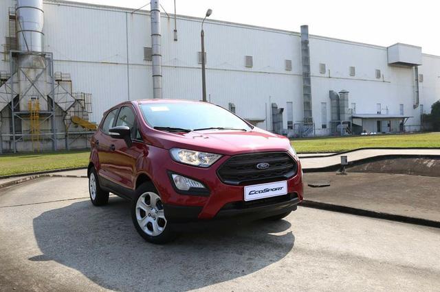 Đây là cách phân biệt 5 bản Ford EcoSport 2018 sắp bán tại Việt Nam - Ảnh 6.