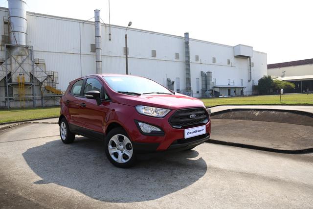 Đây là cách phân biệt 5 bản Ford EcoSport 2018 sắp bán tại Việt Nam - Ảnh 2.