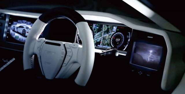 Người Nhật thách thức Elon Musk bằng siêu xe điện tăng tốc từ 0 đến 100 km/h trong 1,89 giây, khủng hơn Tesla Roadster - Ảnh 2.