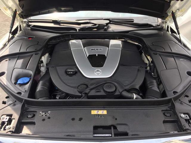 Limousine siêu sang Mercedes-Maybach S600 Pullman đầu tiên về Việt Nam - Ảnh 9.