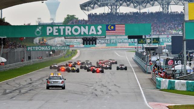 Giải đua ô tô Công thức 1 sẽ được tổ chức ở Hà Nội? - Ảnh 1.
