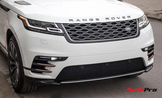 Chi tiết Range Rover Velar SE P250 R-Dynamic đầu tiên tại Hà Nội - Ảnh 6.