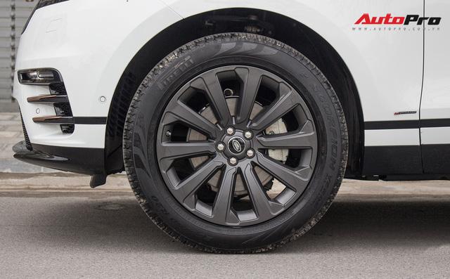 Chi tiết Range Rover Velar SE P250 R-Dynamic đầu tiên tại Hà Nội - Ảnh 10.