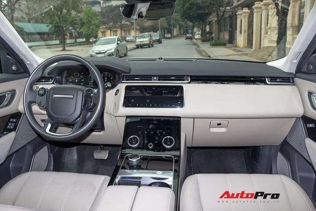 Chi tiết Range Rover Velar SE P250 R-Dynamic đầu tiên tại Hà Nội - Ảnh 17.