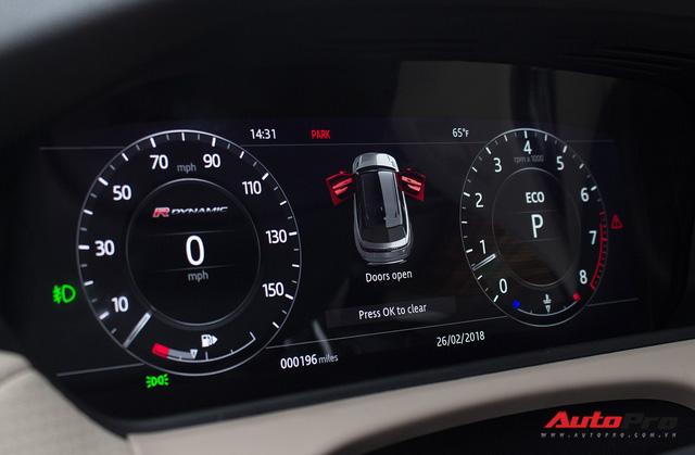 Chi tiết Range Rover Velar SE P250 R-Dynamic đầu tiên tại Hà Nội - Ảnh 25.