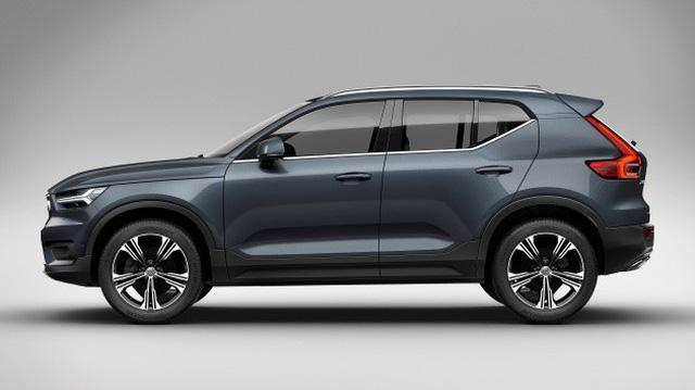Volvo sẽ có thêm SUV hoàn toàn mới XC50