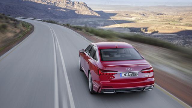 Audi A6 thế hệ mới chính thức ra mắt - Ảnh 8.