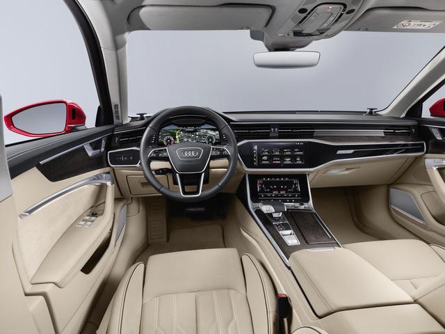 Audi A6 thế hệ mới chính thức ra mắt - Ảnh 6.