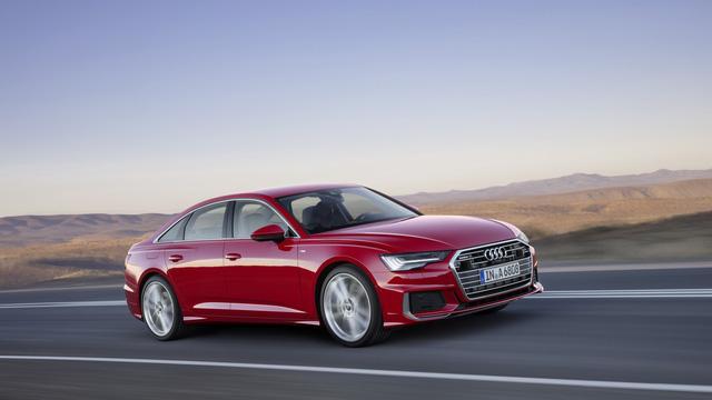 Audi A6 thế hệ mới chính thức ra mắt