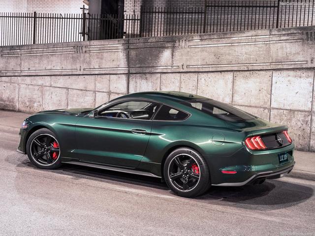 Đây là 5 lý do Ford Mustang Bullitt 2019 có thể trở thành huyền thoại - Ảnh 1.