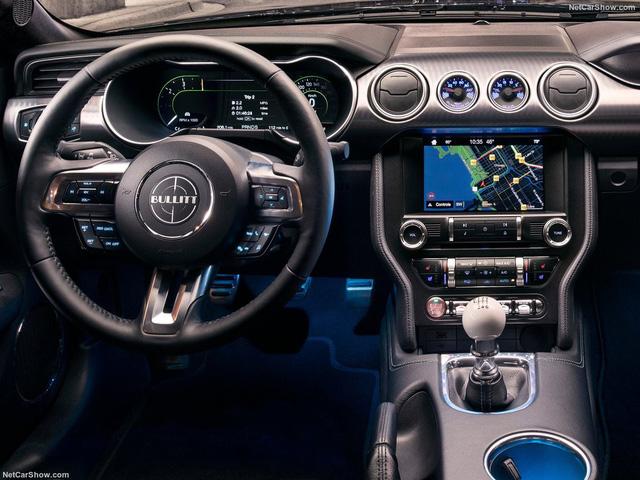Đây là 5 lý do Ford Mustang Bullitt 2019 có thể trở thành huyền thoại - Ảnh 2.