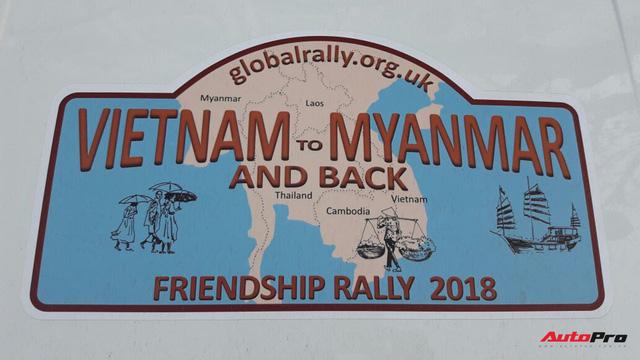 Loạt xe cổ đổ bộ từ Anh sang Việt Nam để chạy hành trình xuyên Đông Nam Á - Ảnh 1.