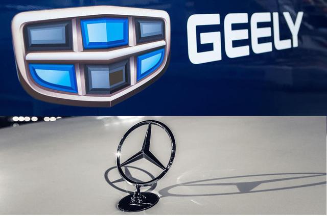 Geely muốn nắm cổ phần lớn nhất trong công ty mẹ của Mercedes-Benz - Ảnh 2.