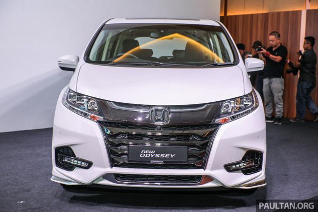 Cận cảnh Honda Odyssey 2018 vừa ra mắt Đông Nam Á - Ảnh 7.