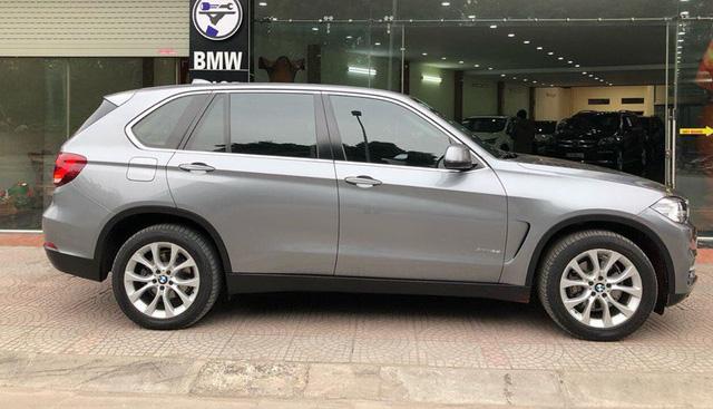 Sau 4 năm, chủ xe BMW X5 lỗ khoản tiền ngang mua Bim 3 đã ra biển trắng - Ảnh 2.