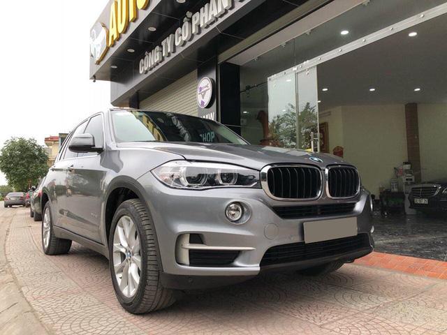 Sau 4 năm, chủ xe BMW X5 lỗ khoản tiền ngang mua Bim 3 đã ra biển trắng - Ảnh 1.