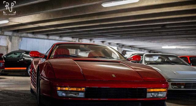 Dàn siêu xe khủng bị phủ bụi, nằm chờ trong garage - Ảnh 20.