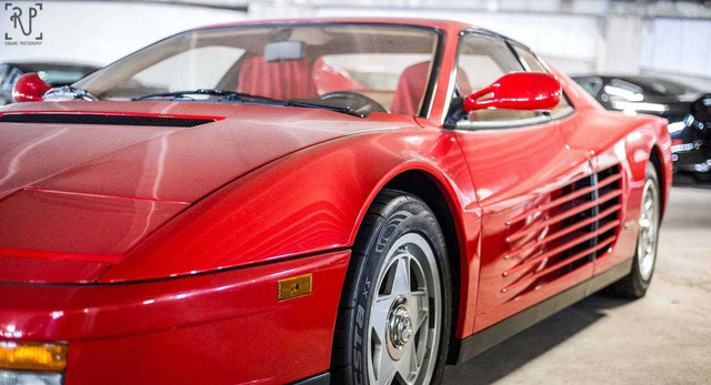 Dàn siêu xe khủng bị phủ bụi, nằm chờ trong garage - Ảnh 21.