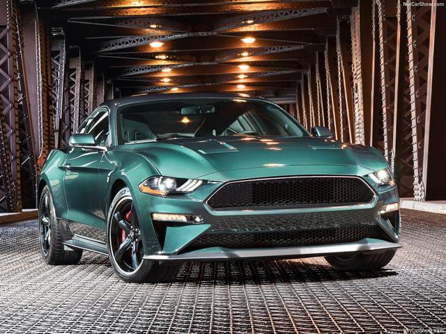 Đây là 5 lý do Ford Mustang Bullitt 2019 có thể trở thành huyền thoại - Ảnh 6.