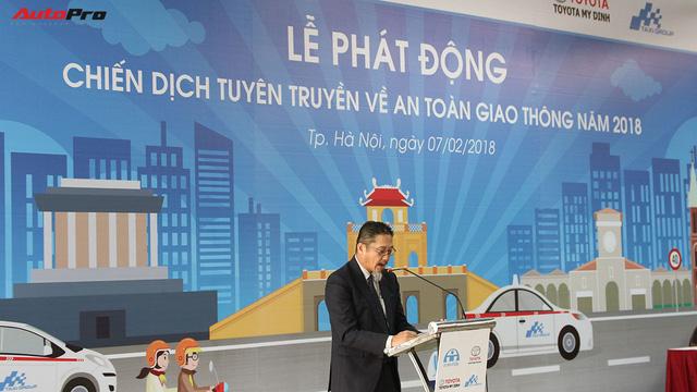 Toyota Việt Nam cùng hai hãng taxi lớn khởi động chiến dịch mới nhằm giảm tai nạn giao thông - Ảnh 3.