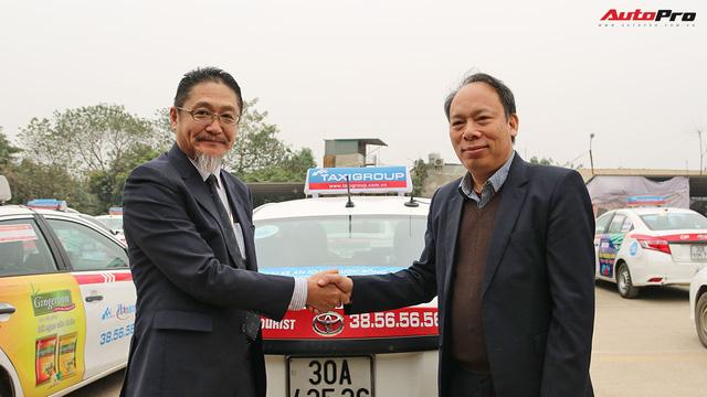 Toyota Việt Nam cùng hai hãng taxi lớn khởi động chiến dịch mới nhằm giảm tai nạn giao thông - Ảnh 4.
