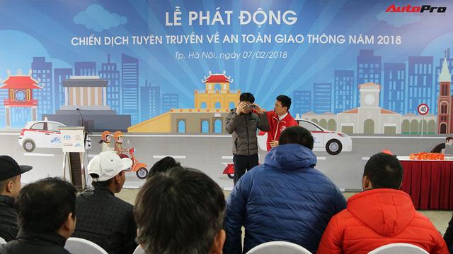 Toyota Việt Nam cùng hai hãng taxi lớn khởi động chiến dịch mới nhằm giảm tai nạn giao thông - Ảnh 1.