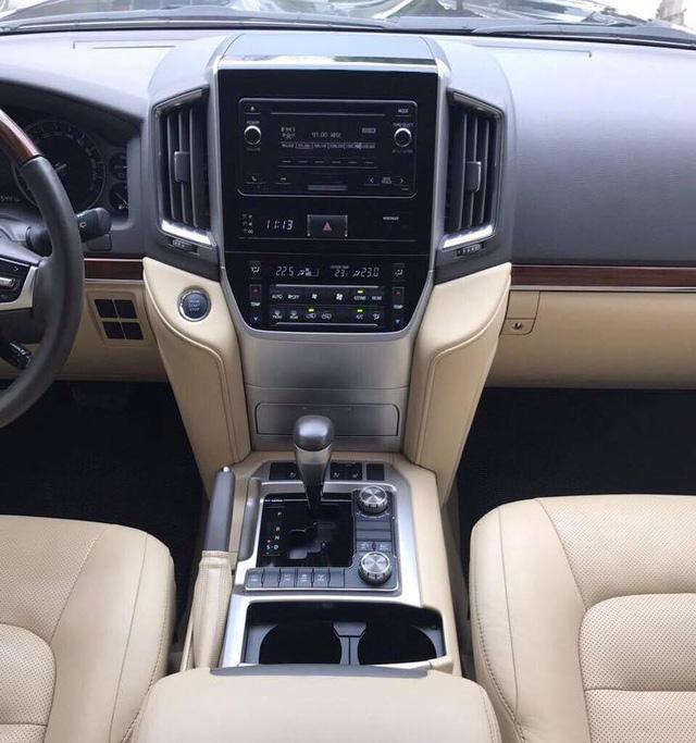 Toyota Land Cruiser VX 2016 lăn bánh 25.000km rao bán lại giá 3,8 tỷ đồng - Ảnh 6.
