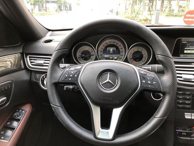 Mercedes-Benz E250 sau 3 năm sử dụng có giá ngang BMW 3-Series - Ảnh 9.