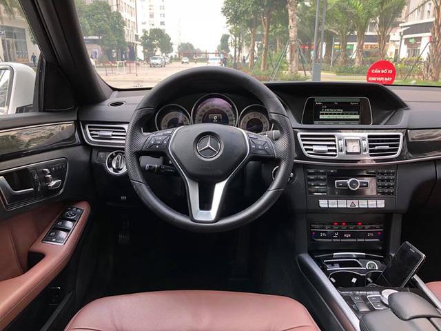 Mercedes-Benz E250 sau 3 năm sử dụng có giá ngang BMW 3-Series - Ảnh 12.