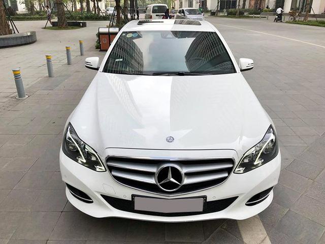 Mercedes-Benz E250 sau 3 năm sử dụng có giá ngang BMW 3-Series - Ảnh 2.