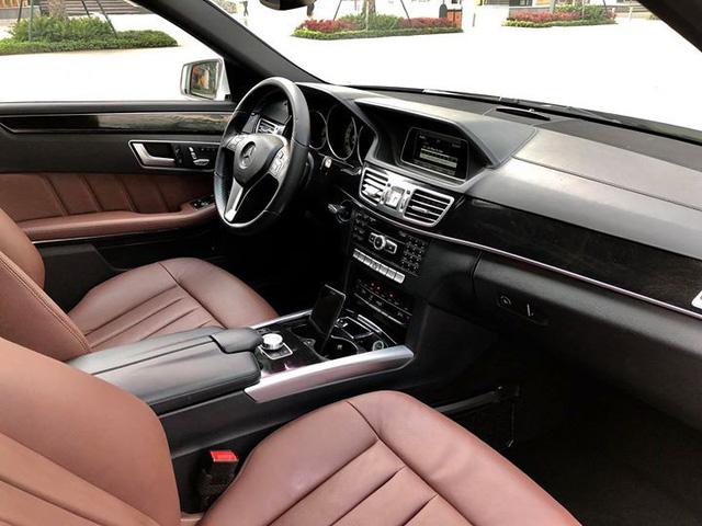 Mercedes-Benz E250 sau 3 năm sử dụng có giá ngang BMW 3-Series - Ảnh 7.