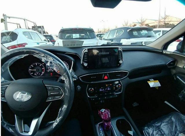 Hình ảnh thực tế và thông tin chi tiết đầu tiên về Hyundai Santa Fe 2019 - Ảnh 9.
